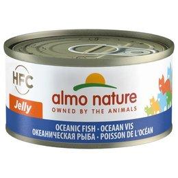Almo Nature HFC Jelly Oceaan Vis 70gram