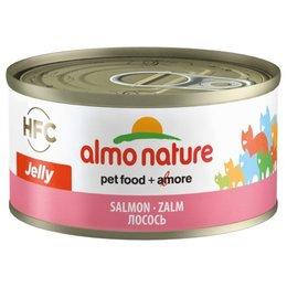 Almo Nature HFC Jelly Zalm 70gram