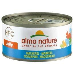 Almo Nature HFC Jelly Makreel 70gram