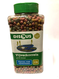 Discus Vijverkorrels 6mm