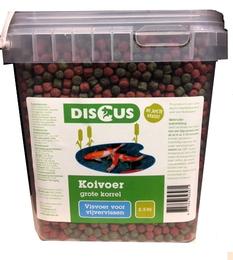 Discus Koikorrels 6mm