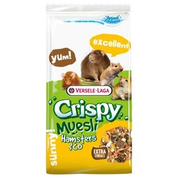 Crispy Muesli Hamsters en Co 400 gram