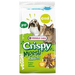Crispy Muesli Konijn 400 gram