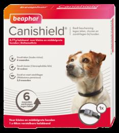 Beaphar Canishield Hond Klein Middelgroot