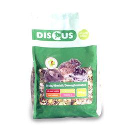 Discus Dwerghamstervoer 700 gram