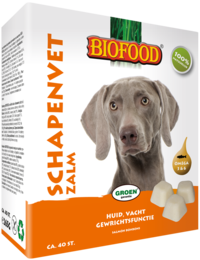 Biofood Schapenvet Maxi Zalm