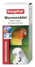 Beaphar Wormmiddel Vogel 10ml