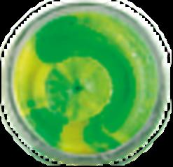 Berkley Glitter Power Trout Fluo Green Yellow Pearl