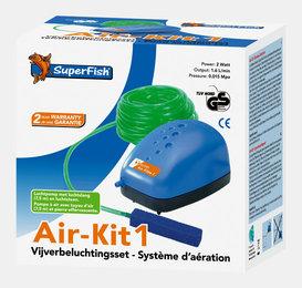 Superfish Airflow Kit 1 Way