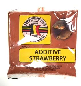 Marcel van den eynde additive strawberry 250 gram