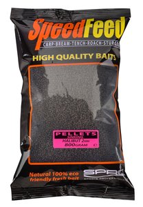Spro Speedfeed Pellets Sinking Halibut 2mm