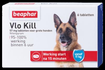 Beaphar Vlo kill vlooientablet hond