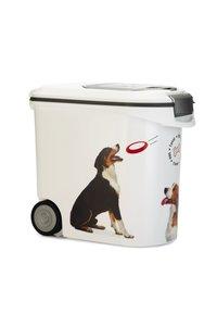Curver Voercontainer hond 35 liter - 12kg det.1