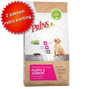 Prins procare puppy junior 7,5 kg aanbieding