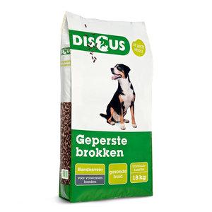 Discus Premium Geperste brok 18kg