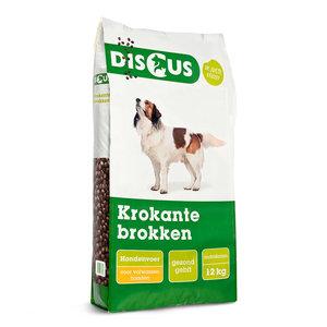 Discus Lam en Rijst Hondenbrokken 12kg