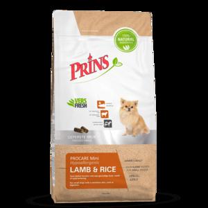 Prins ProCare Mini Lam en rijst
