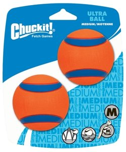 chuckit ultra bal 6cm per 2
