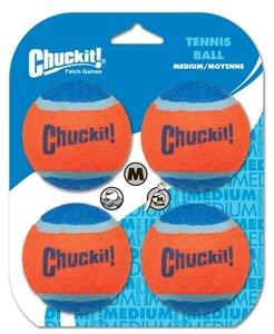vChuckit-Tennis-Ball-Pack M 4 tennisballen