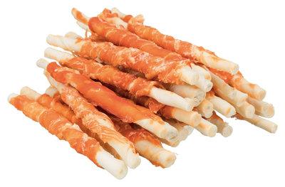 Kauwsticks met kipfilet