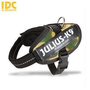 Julius K9 IDC powertuig camouflage