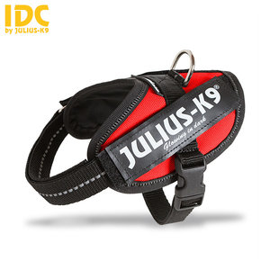 Julius k9 IDC Powertuig rood