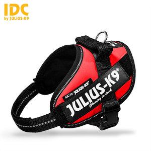 Julius k9 IDC powertuig rood mini mini