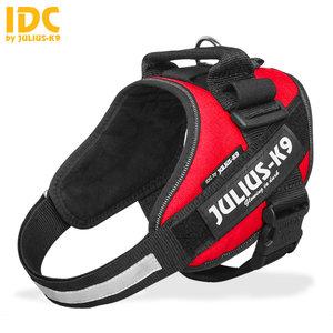 Julius k9 IDC powertuig rood mini
