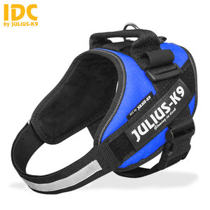 Julius k9 IDC powertuig blauw