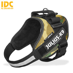 Julius k9 IDC powertuig camouflage maat 3