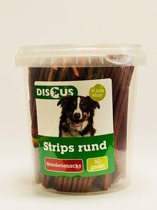Discus Strips Rundvlees 500 gram