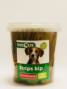 Discus Strips Kip 500 gram