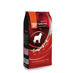 Total Bite Lamb en Rice lam en rijst hondenvoer glutenvrij