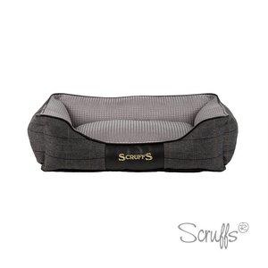 Scruffs grey windsor box bed