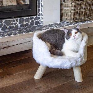 District 70 Nordic Wit kattenmand