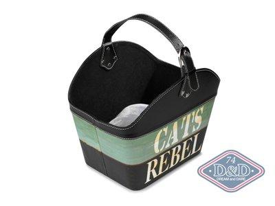 D&D Catbasket Rebel kattenmand