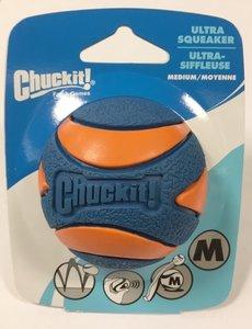 Chuckit Ultra Squeaker Ball M