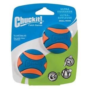 Chuckit Ultra Squeaker piep bal 6cm