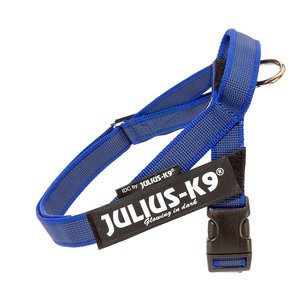 Julius K9 riemtuig blauw
