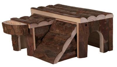 Hamsterhuis hout luka