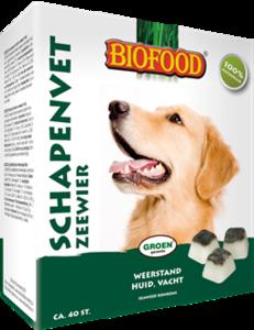 Biofood Schapenvet Maxi Zeewier Bonbon
