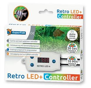 Retro led+ contrller led tl lampen