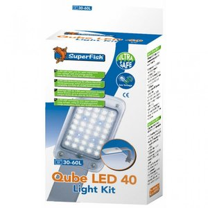 Superfish Qube Led 40 aquariumverlichting
