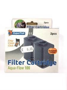 Superfish aqua flow 100 filter cartridge
