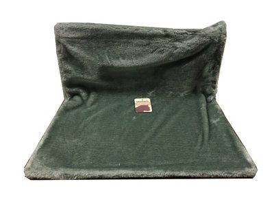 Radiator hangmat groen