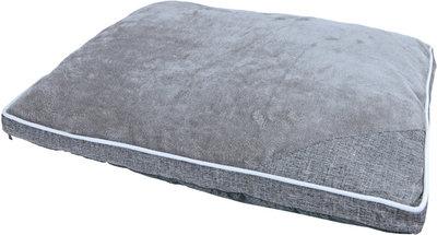 Boxbed Hondenkussen 90x65cm grijs