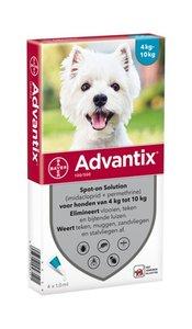 Advantix 100 vlooiendruppel tekendruppel