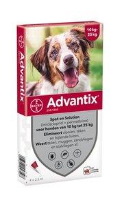 Advantix 250 vlooiendruppel tekendruppel