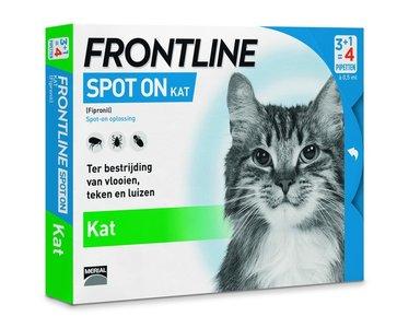 Frontline Spot On Cat 4 pipet