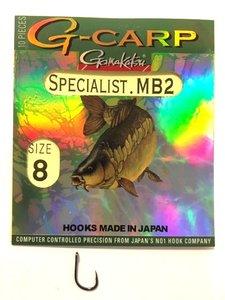 Gamakatsu G-carp Specialist MB2